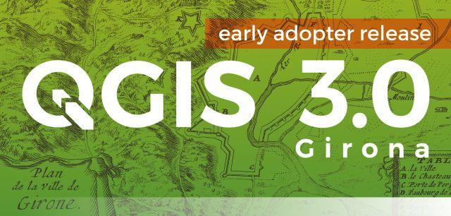 交换机 | 数字人文快讯:QGIS新版公布,及其他