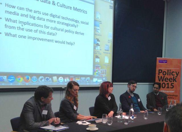 文化与大数据系列① || 评估文化品质的新思路——从英国文化指标项目谈起