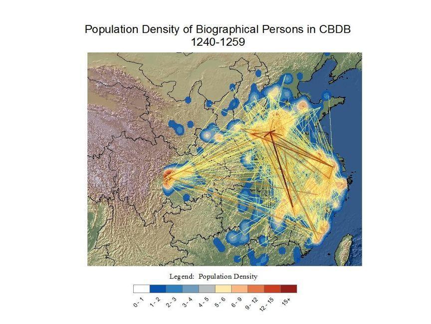 专业资讯丨CBDB数据分析方法介绍