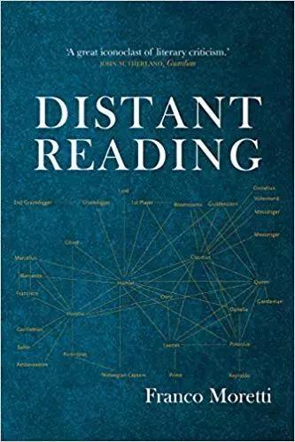 对撞机|世界文学、距离阅读与文学批评的数字人文转型(上)——弗兰克·莫莱蒂的文学理论演进逻辑