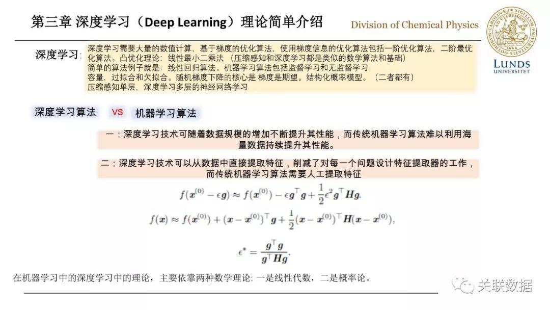 浅谈压缩感知与深度学习(PPT全文)