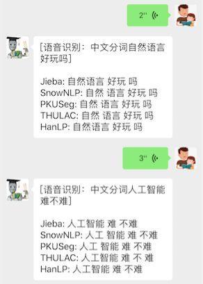 五款中文分词工具在线PK: Jieba, SnowNLP, PkuSeg, THULAC, HanLP