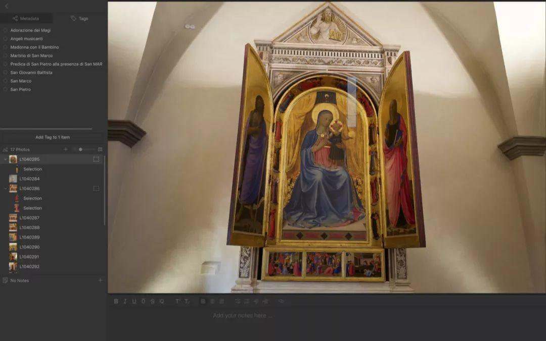 艺术史家的图像和档案管理软件--Tropy