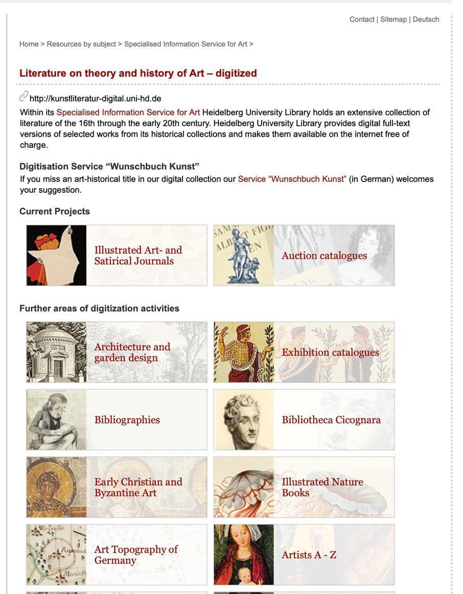 数字人文时代的个人数据库之二:获取艺术史电子资源的方法