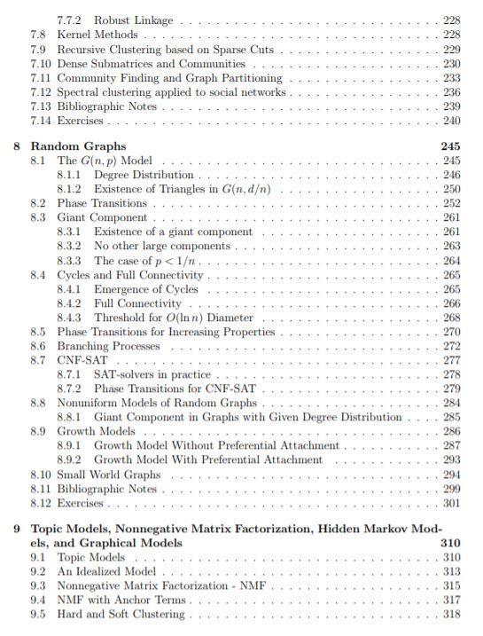 微软研究院出品《数据科学基础》,放眼未来40年(PDF下载)