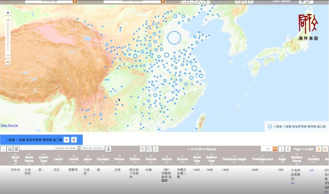 陈诗沛:数字人文与历史上的灾害研究
