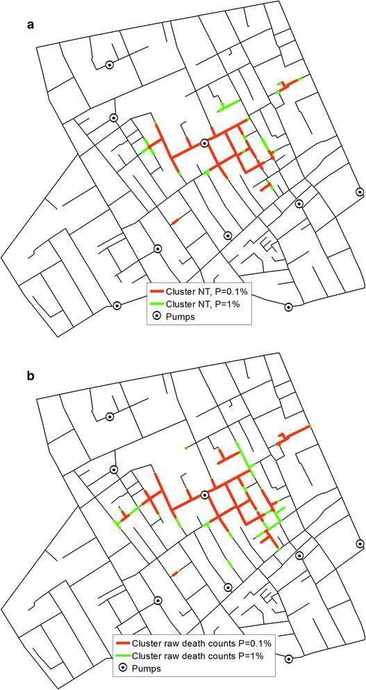 对撞机 | 约翰·斯诺的伦敦霍乱地图